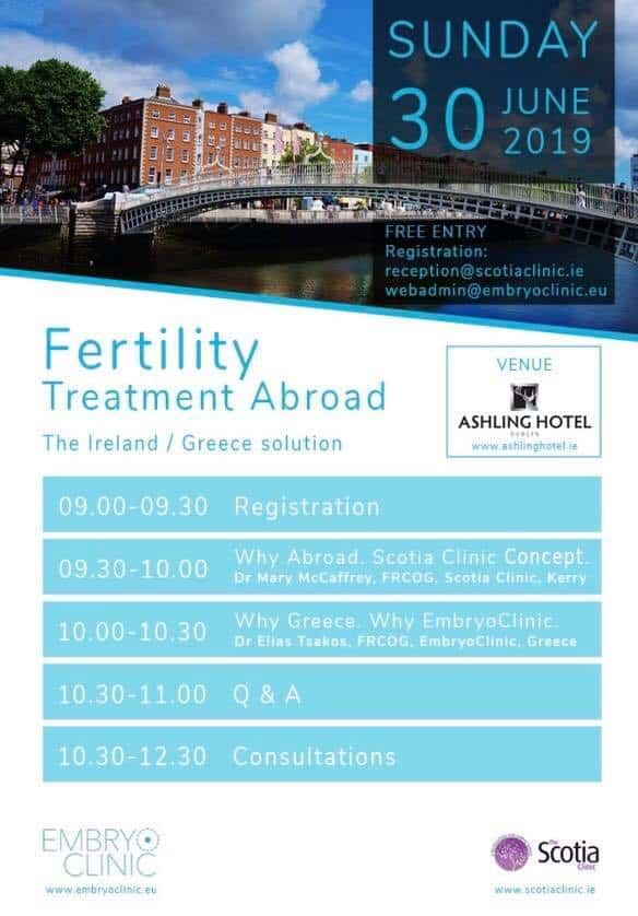 Fertility Treatment Abroad - Dublin