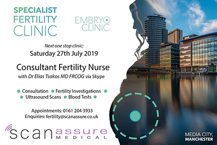 Specialist Fertility Clinic - Manchester